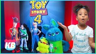 Кращі Історія Іграшок 4 Хвилини   Kamdenboy & Kyraboo Задоволення Прикинься Грати
