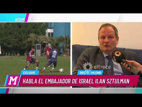 El Embajador De Israel Habló Sobre La Decisión De Que Argentina No Juegue En Jerusalém