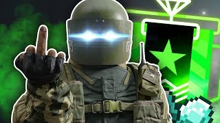 The TOXIC Tachanka - Rainbow Six Siege