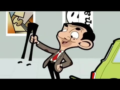 Mr Bean Full Episodes ᴴᴰ About 1 Hour -The Best Cartoons - Special Collection 2016  SO FUNNY  P2