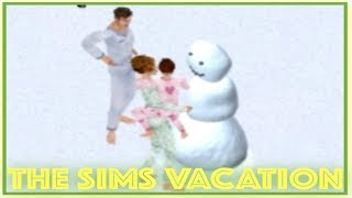 Let's Play The Sims 1 - Vacation!