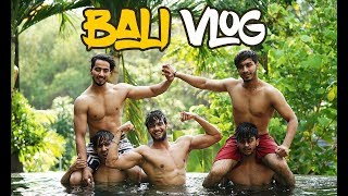 Bali Vlog | Travel Diaries | Team 07 | Mr. Faisu | Adnaan | Hasnain | Saddu | Faiz