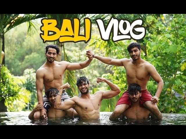 Bali Vlog | Travel Diaries | Team 07 | Mr. Faisu | Adnaan | Hasnain | Saddu | Faiz