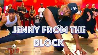 """Jennifer Lopez - """"Jenny From The Block"""" - JR Taylor Choreography"""