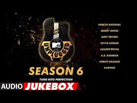 MTV Unplugged Season 6 | Audio Jukebox | Bollywood Songs | T-Series