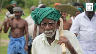 97-year-old farmer takes the lead