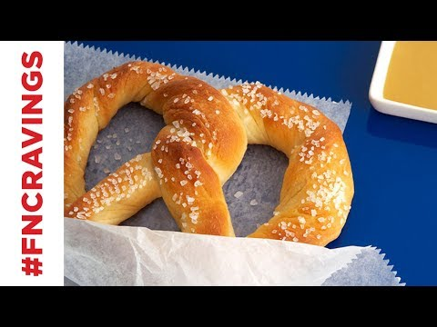 Almost-Famous Soft Pretzels | Food Network