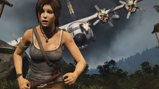 Top 13 Airplane Crashes Scenes in Gaming