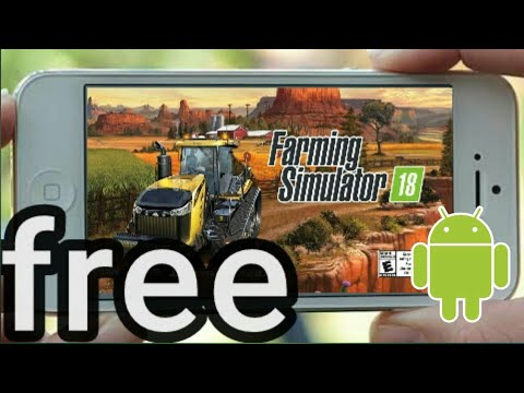 Free Download And Play Farming Simulator 18 Game In Android