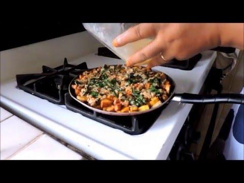 omelette-aux-champignons-et-plantains