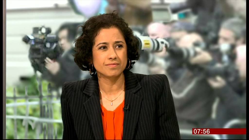 Channel 4 presenter Samira Ahmed quits after bosses say: Your ...