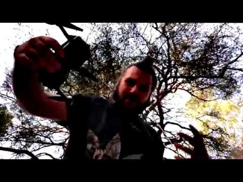 HOW TO GET A DRONE DOWN FROM A TREE - RECOVER THE DRONE -