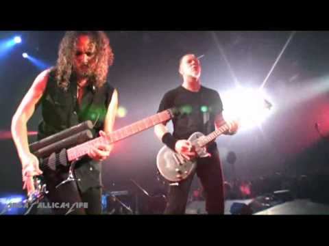 Metallica - The Judas Kiss (Live Fan Can 6) HD