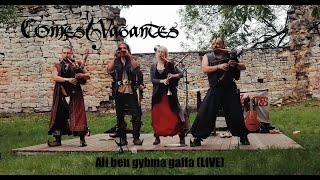 Comes Vagantes - Ali ben gybma gaffa (Bagpipes/Dudelsack & Drums LIVE at Herbstreigen Kranichfeld)