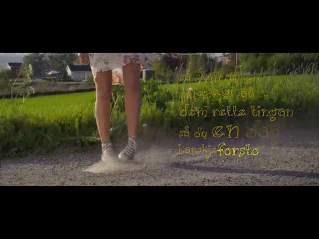 Vilt forelska - Charlotte Audestad [Offisiell musikkvideo]