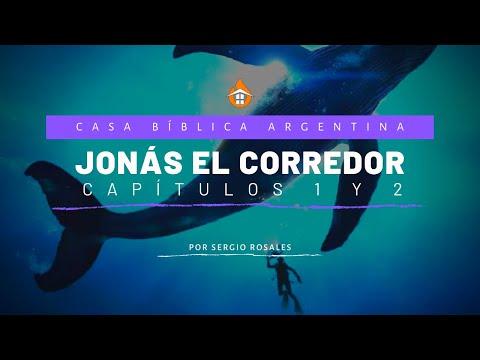 Jonás el corredor, capítulos 1 y 2 | Sergio Rosales | CASA BÍBLICA ARGEN...