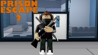 Prison Escape 2 - Roblox Movie Trailer
