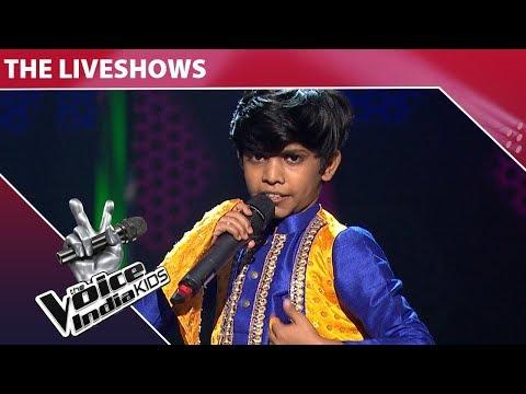 Fazil Performs On Main Nikla Gaddi Leke   The Voice India Kids   Episode 33
