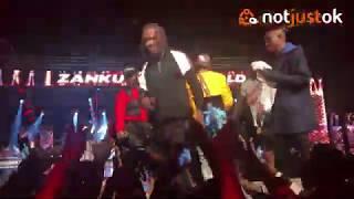 ZLATAN LIVE: Naira Marley's Performance Was Crazy & Wild!! Marlians!!! 🙌