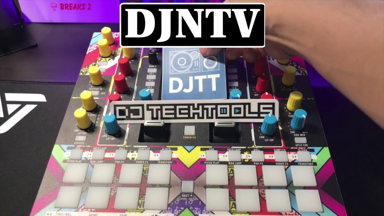 25ea360fd02b3 DJ Controller Chroma Caps And USB C Color Coded Cables Review  DJTechTools  By DJ Supafly