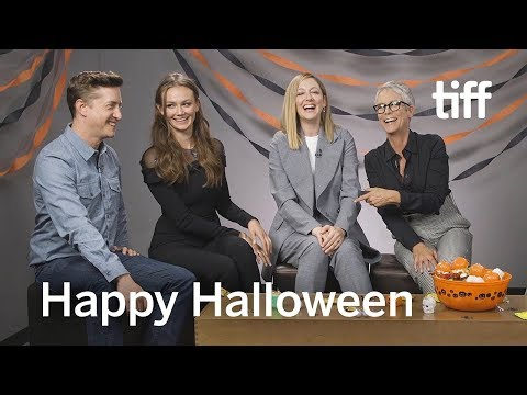 Jamie Lee Curtis returns to Haddonfield in David Gordon Green's HALLOWEEN | TIFF 2018 Mp3