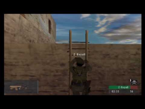 SOCOM II Online 2017 - Fish Hook | XLink Kai