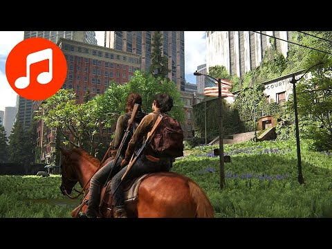 THE LAST OF US Part II Ambient Music 🎵 Seattle Courthouse (LoU 2 OST | Soundtrack)