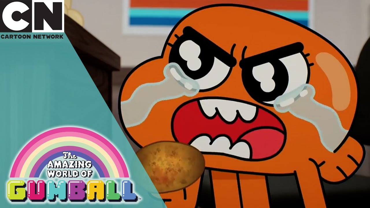 The Amazing World of Gumball | Potato Fear | Cartoon Network UK 🇬🇧