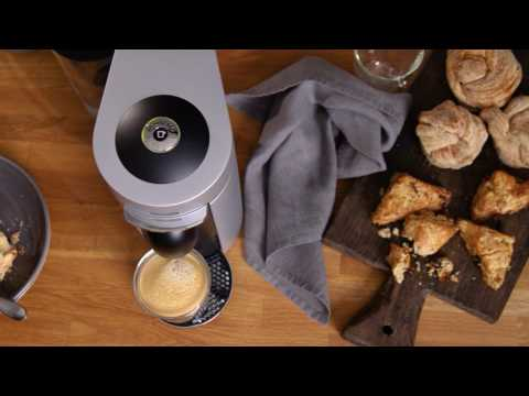 See the Nespresso Vertuo Plus in Action