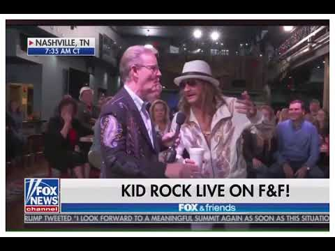 Bill Reed - VIDEO! KID ROCK: Takes on Oprah in Drunken Rant