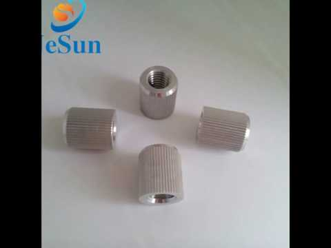 Customized machine nut ,cnc machining parts