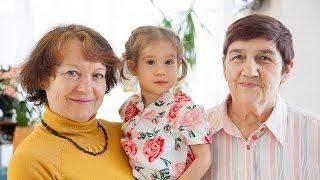 Чувства бабушек при переходе детей и внуков на сыроедение. Семья Калмыковых.