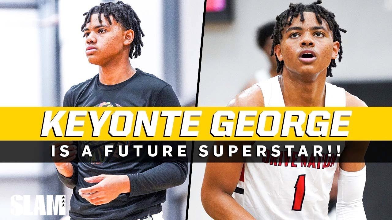 Keyonte George is a future Superstar‼️ Texas guard is a problem 😈