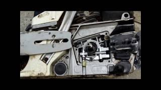 motorlu testere yağ pompası değişimi