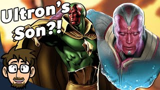 The Vision: Ultron