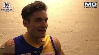 Seagulls Media | Mitch Hibberd post game - Round 15