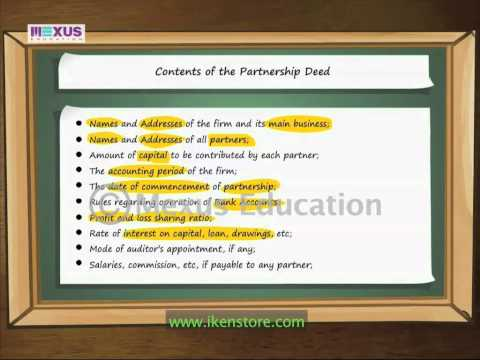 Partnership as a Form of Business and its Essential Aspects