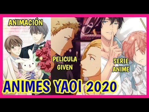 Yaoi anime 2020