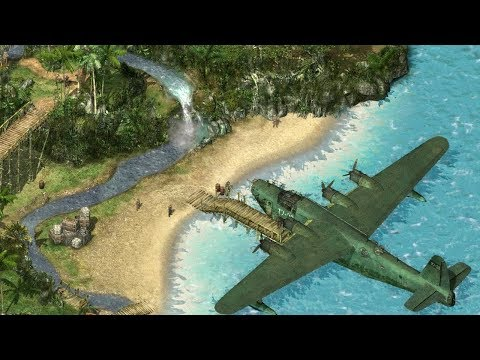 Commandos 2 HD Remaster - The Guns of Savo Island | Stealth Playthrough(VERY HARD) |