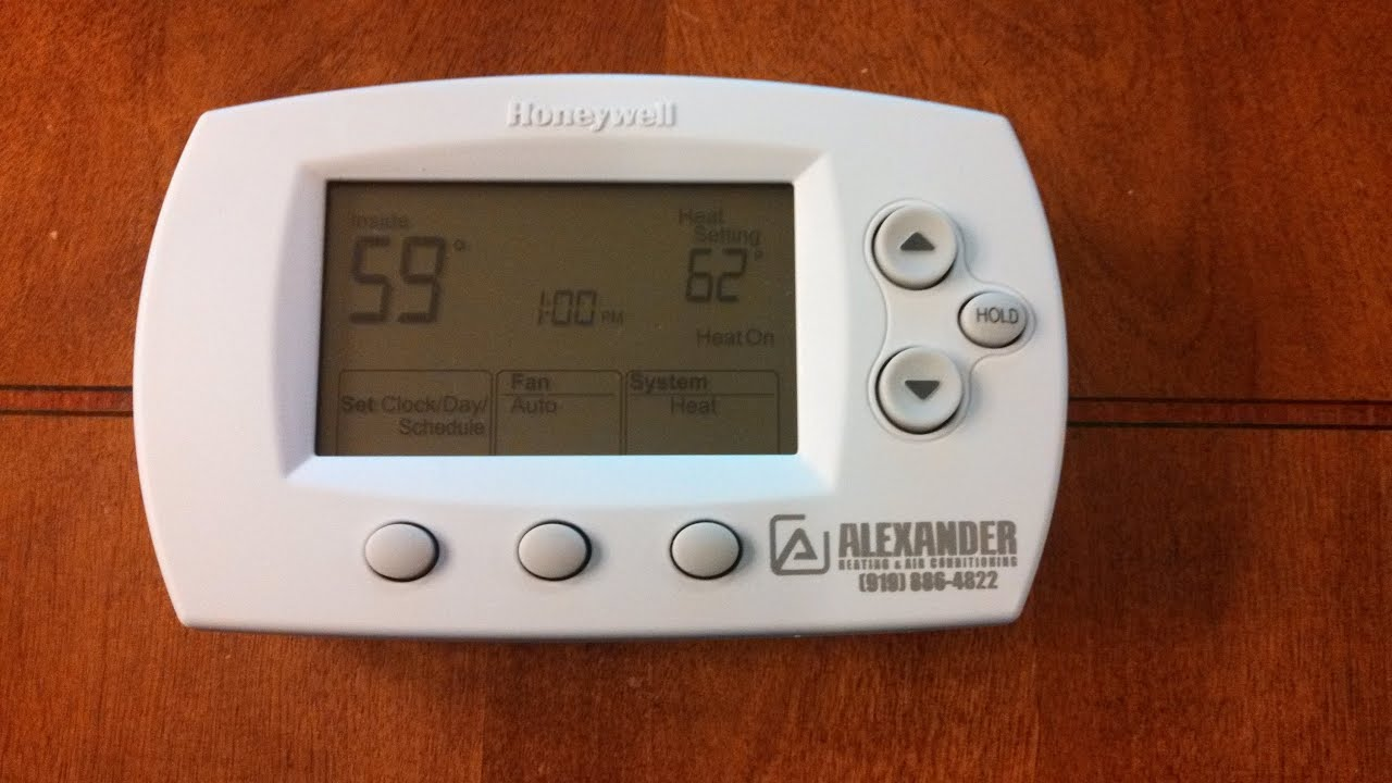 Maxresdefault on Basic Thermostat Wiring