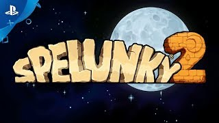 Spelunky 2 - PGW 2017 Announce Trailer | PS4