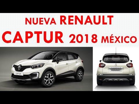 Nueva Renault Captur 2018 México - Rompe el Molde