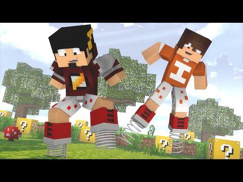Minecraft: ESCADONA - BOTA PULA PULA ‹ AM3NIC ›