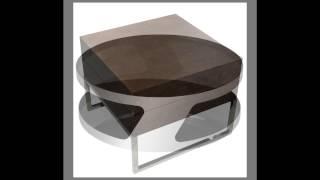 Стильные дизайнерские журнальные столики Pusha(Стильные дизайнерские журнальные столики бренда Pusha можно купить в интернет-магазине www.pushastore.ru с доставкой..., 2014-02-10T17:35:33.000Z)