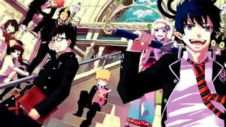 Repeat youtube video Blue exorcist op 2 Full