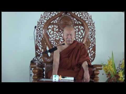 Sư Khánh Hỷ hướng dẫn khóa thiền Vipassanā - Hà Nội ngày 26/5/2016 (phần 1)