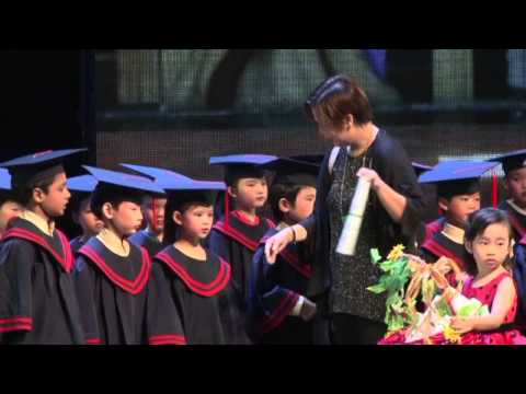Dayspring Kindergarten Graduation Ceremony 2014 - Part 1