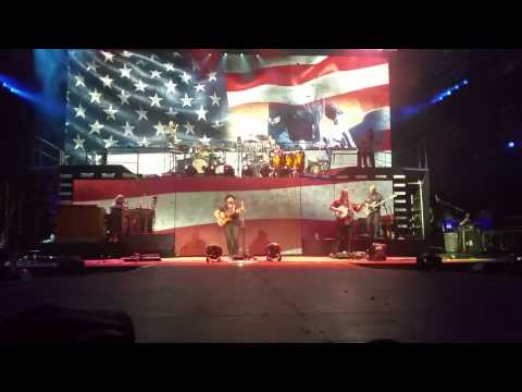 Zac Brown Band - Dress Blues (with Taps Interlude) by Jason Isbell - Charlotte, NC on 06/04/15