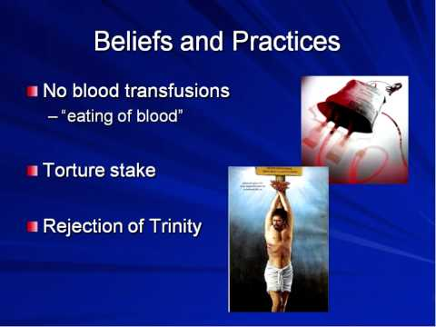 19 New Religious Movements Part 4