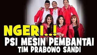 Download Video WOW...NGERI PSI SEKARANG JADI MESIN PEMBANTAI TIM PRABOWO SANDI MP3 3GP MP4